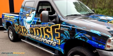 Truck Wrap, Truck Decals, Truck Graphics