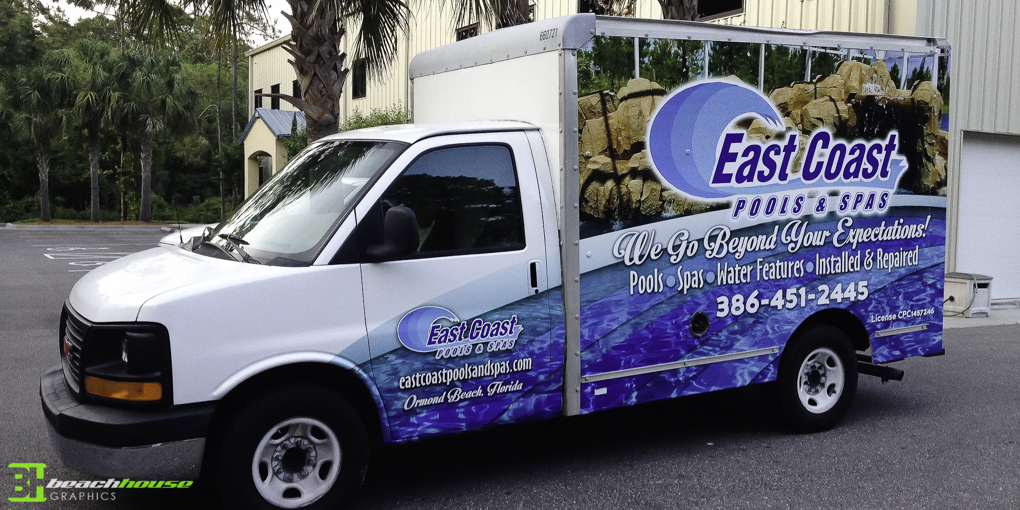 Sign Shop & Vehicle Graphics