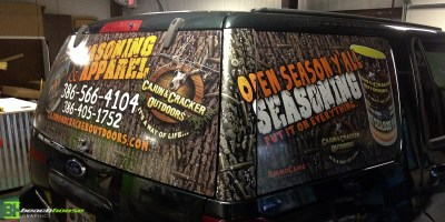 Window Graphics - Wraps - Window Perf