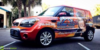 Car, Truck and Van Wraps