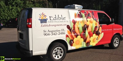 Palm Coast, Ormond, Flagler Beach Vehicle Graphics
