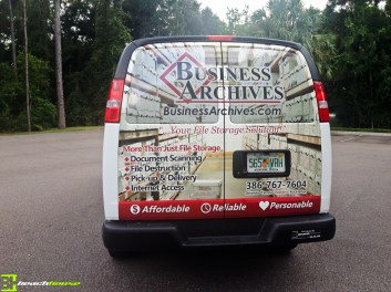 Vehicle Graphics, Port Orange, daytona beach