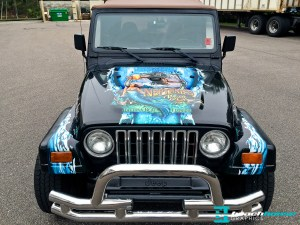 Graphics, Car Wraps, and more