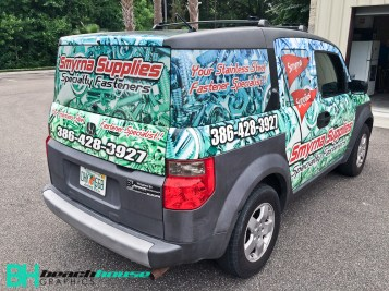 New Smyrna Vehicle Graphics