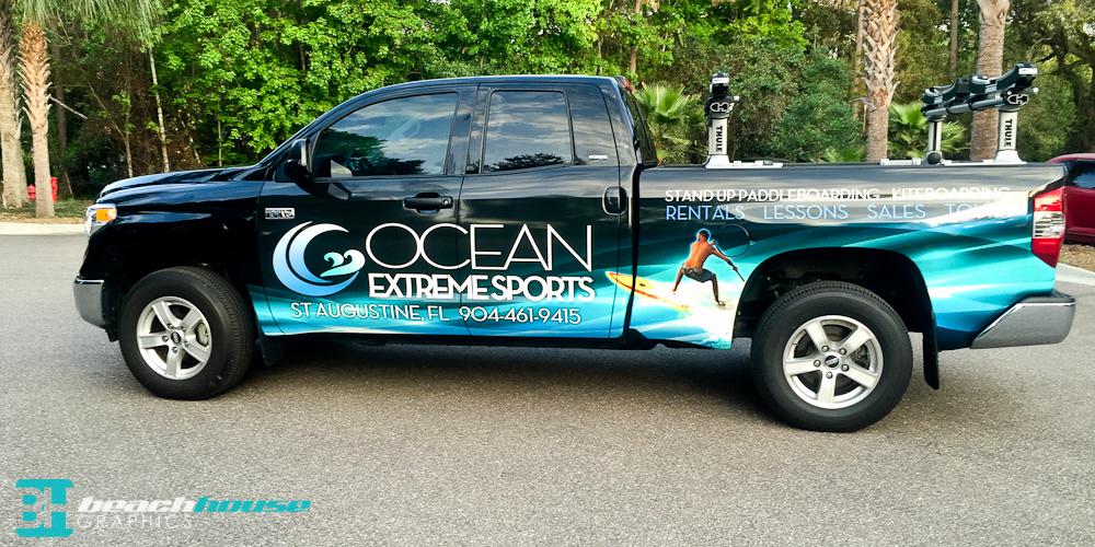 Ocean Extreme Toyota Tundra Wrap