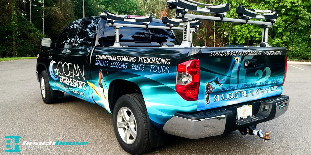 Advertising Wraps, Truck Wraps, Graphics