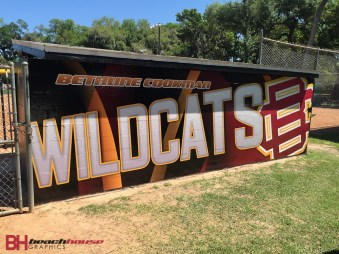 Wall wraps and graphics