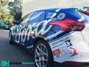 Custom Vehicle Wraps & Graphics