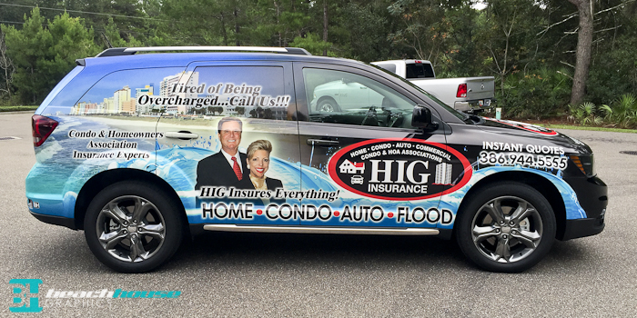Volusia Counties Number one vehicle wraps