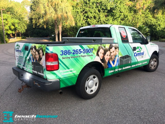 Custom Graphics and Wraps in Daytona and Ormond Beach