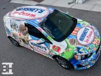 Custom Vehicle Wraps in Daytona Beach FLORIDA