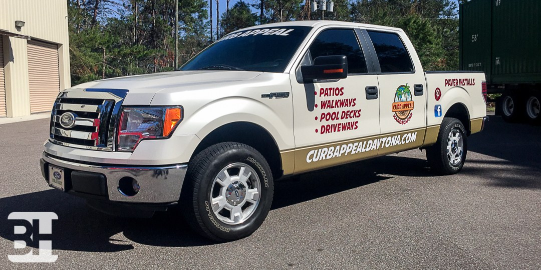 Cut Vinyl and wrap vinyl graphics in Daytona and Flagler Beach