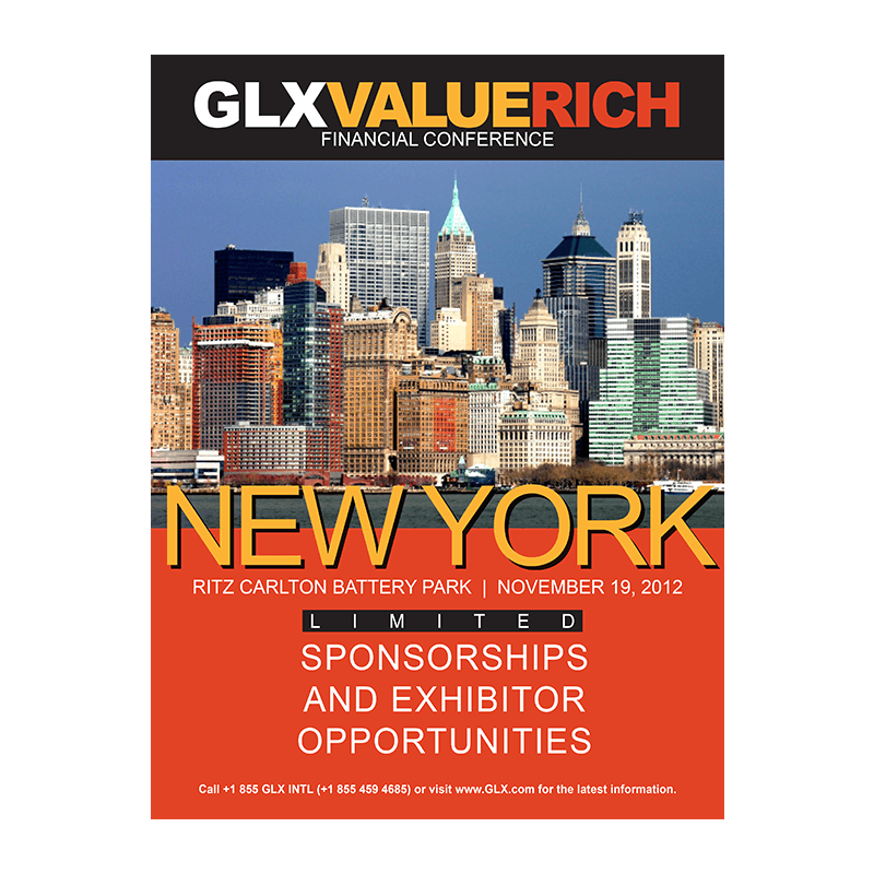 GLXValuerich Event Cover