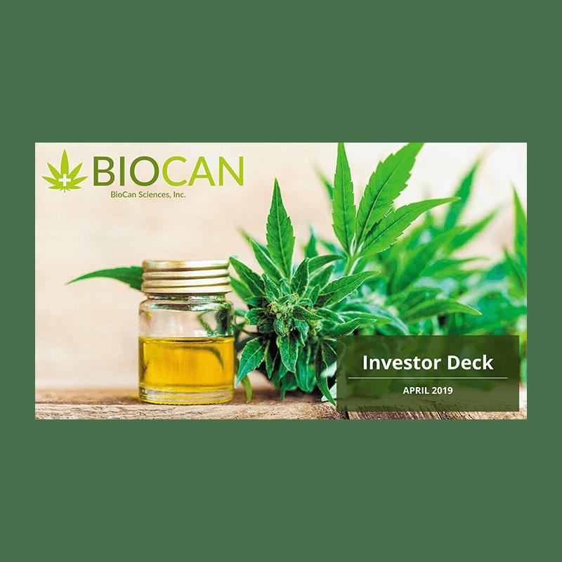 BioCan Investor Deck