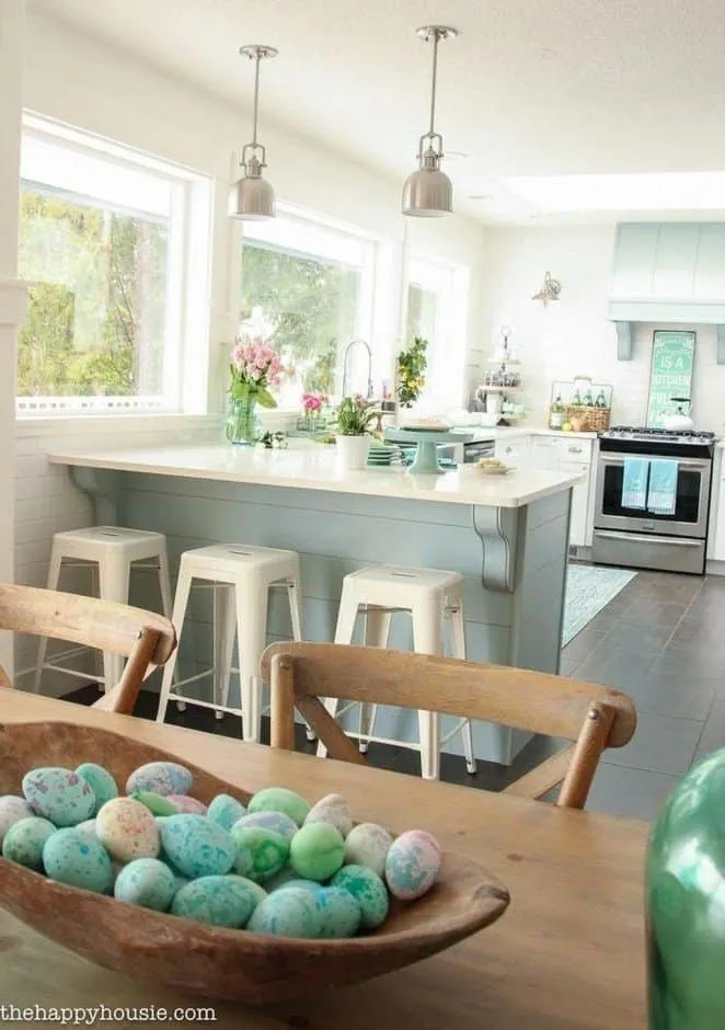 Beach House Kitchen Ideas - Beach House Kitchens - Coastal Style Decor & Design