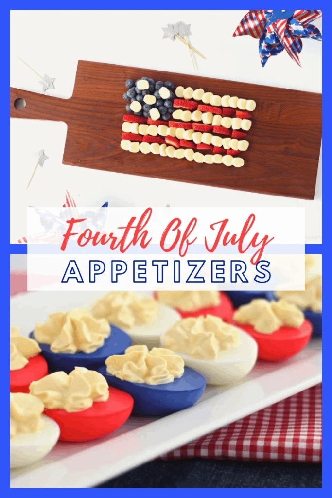fourth of july appetizers