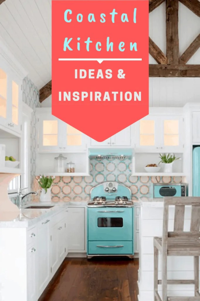 Beach House Kitchen Ideas Coastal Kitchen Inspiration