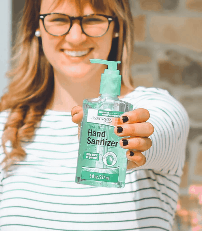 DIY Hand Sanitizer - How To Make Your Own All Natural Hand Sanitizer
