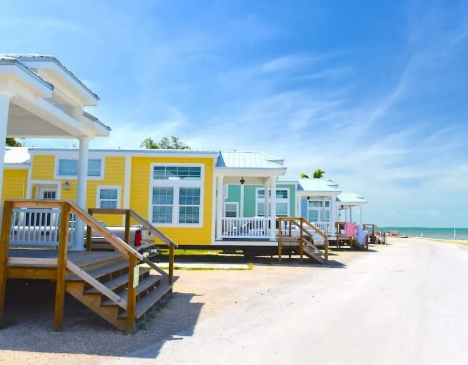 Tiny Houses In Florida On The Beach