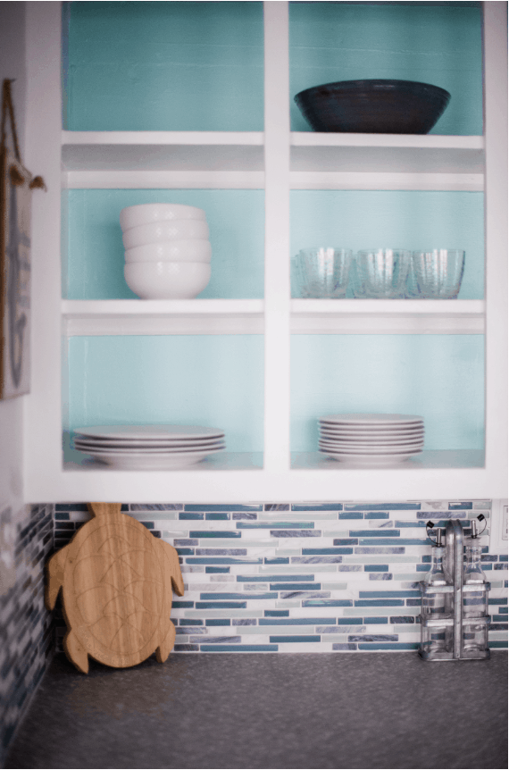Beautiful Open Shelving - DIY Project For Under $10