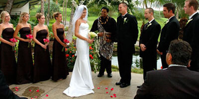 Officiant Reverend_tino Born and raised on the beautiful island of Maui, Reverend Valentine (Tino) truly represents the spirit of Aloha.