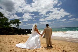 Aloha Beach Wedding Packages
