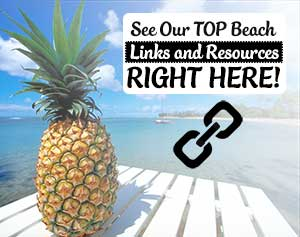 Beach links and resources by http://beachmeter.com.
