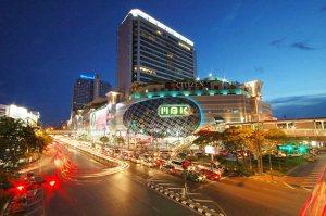 MBK at Siam Square Bangkok