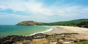Kudle Beach in Gokarna, India