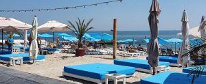 Carleton Blue Flag Beach in Odessa Ukraine