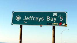 Beach Music, Jeffreys Bay, Jbay sign
