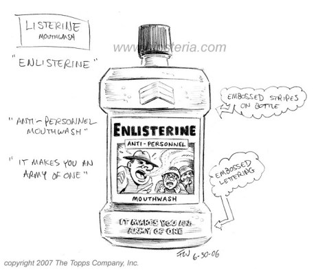 Enlisterinesketch