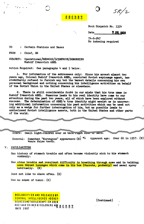 CIA-DeclassifiedSucrets