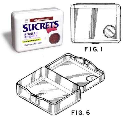 SucretsPlasticWindowPackDesign