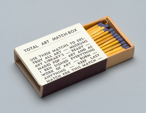 TotalArtMatchbook