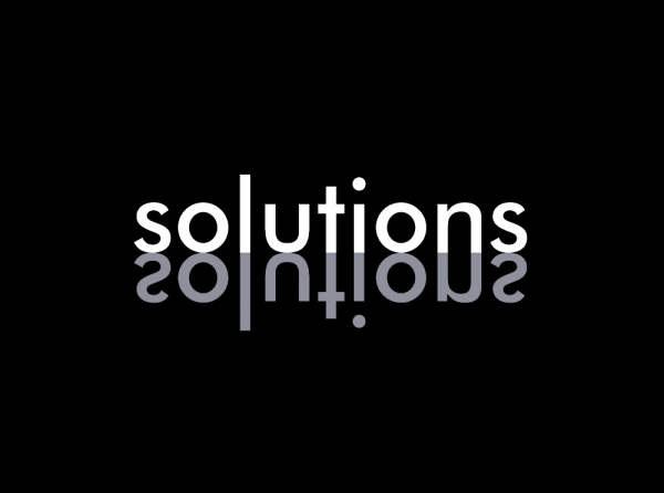 Solutions Logo Design home textiles branding