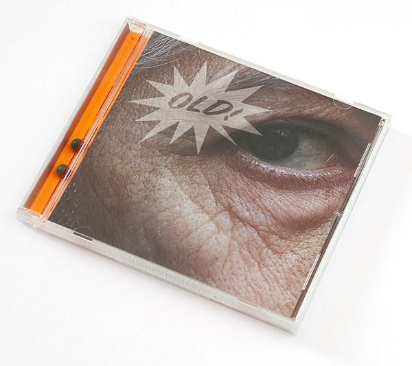 Old! CD Packaging Design