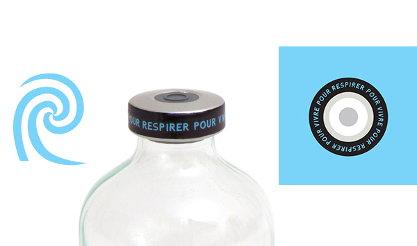 Respirer luxury packaging design