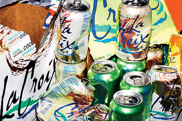Lacroix Package Design