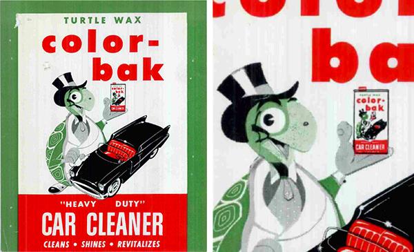 Color-Bak-label