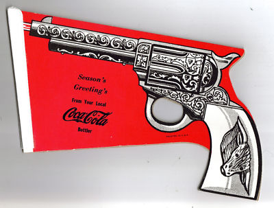Coca-Cola-toy-Gun