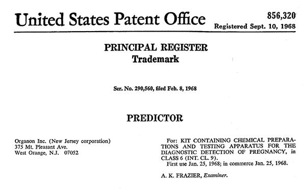 Predictor-Trademark