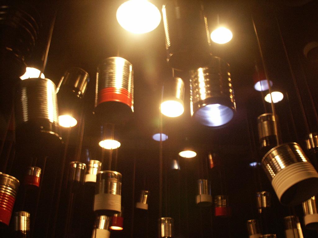 tin lighting. roden