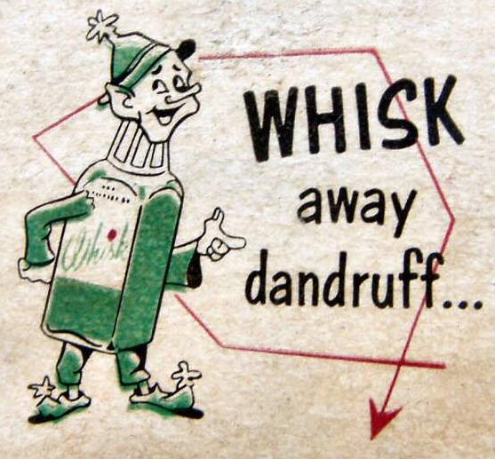 WhiskDandruff