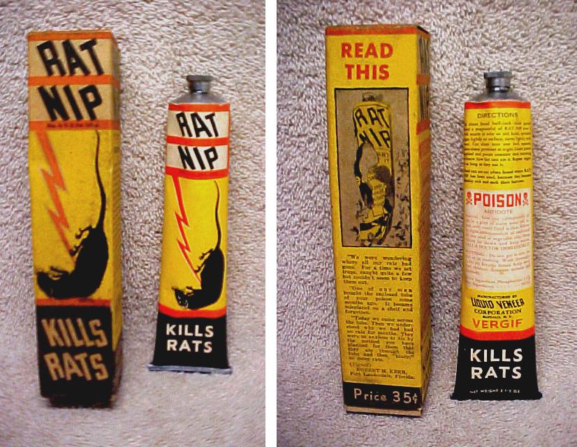 Rat Nip Rat-Nip Rebranded? | B...