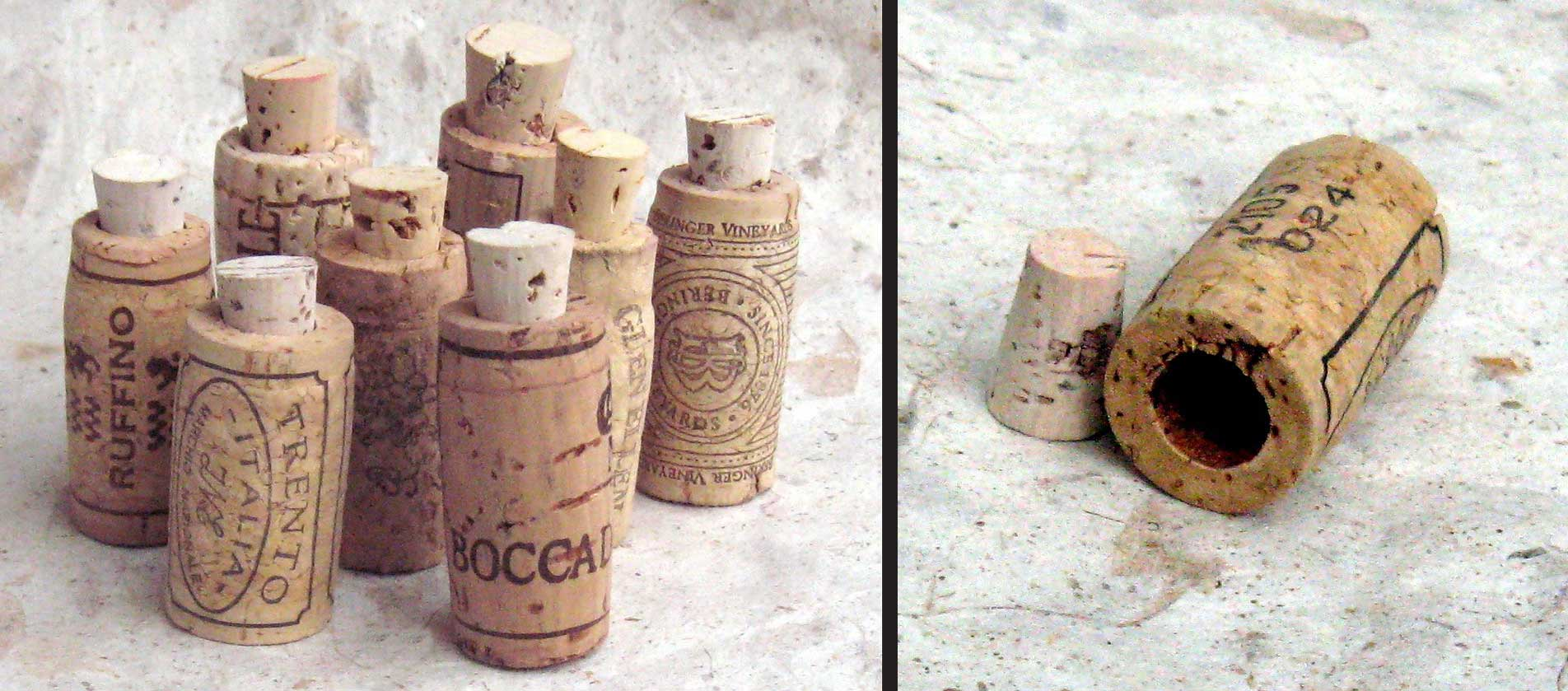 CorkContainers