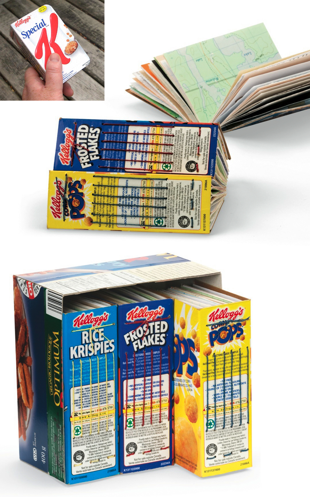 CerealBoxBooks