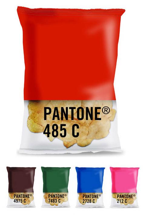 Pantone-Chips