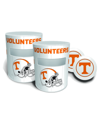 custom tennessee volunteers kanjam