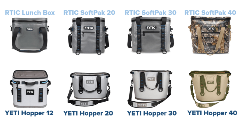 Rtic Vs Yeti Coolers The Complete Buyer S Guide 2017